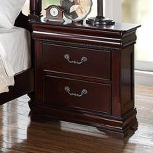 Acme Furniture Gwyneth Nightstand with 2 Drawers