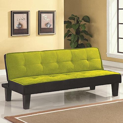 Acme Furniture Hamar  Flannel Adjustable Sofa