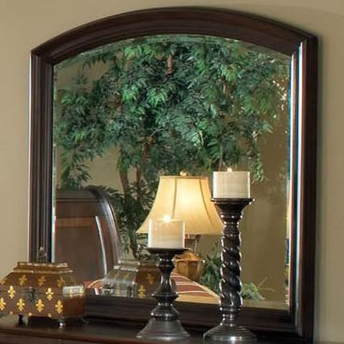 Acme Furniture Hennessy Traditional Dresser Mirror