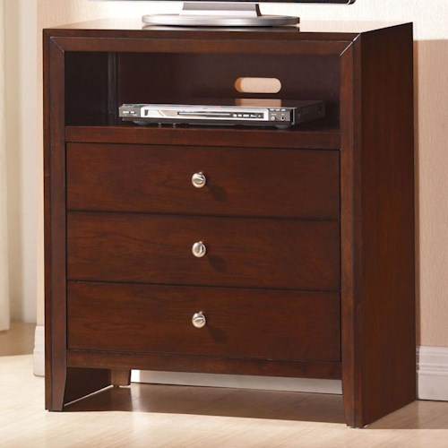 Acme Furniture Ilana Tv Console with 3 Drawers