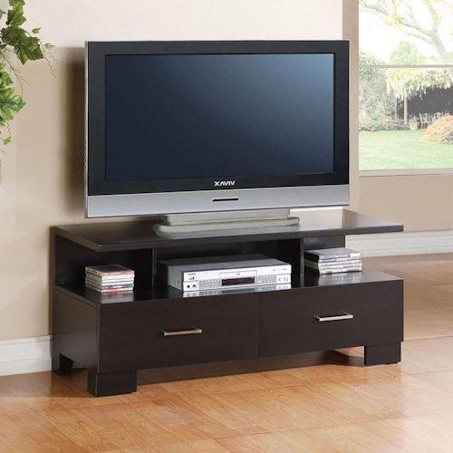 Acme Furniture London Contemporary TV Console