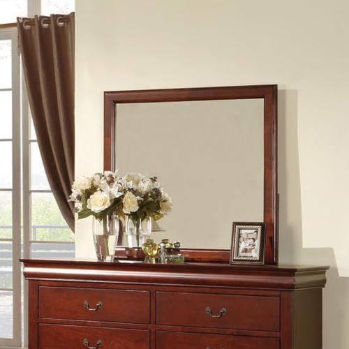 Acme Furniture Louis Philippe III Rectangular Dresser Mirror