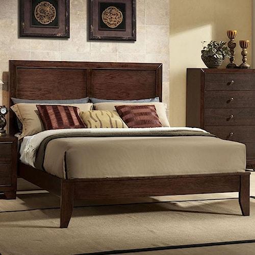 Acme Furniture Madison California King Low Profile Bed