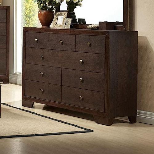Acme Furniture Madison 9-Drawer Dresser