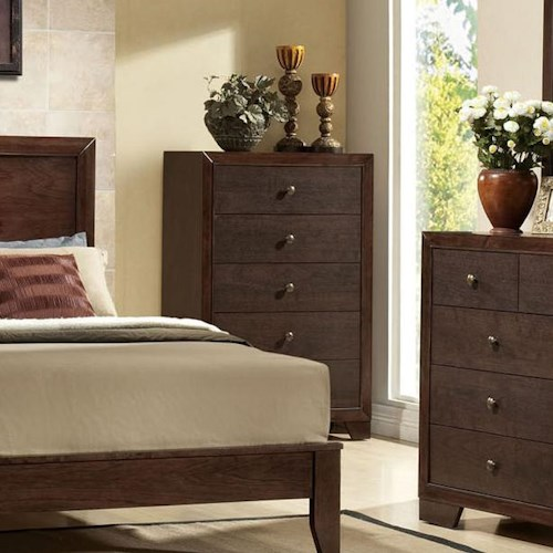 Acme Furniture Madison 5-Drawer Chest