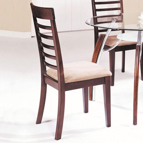 Acme Furniture Martini Contemporary Dining Side Chair