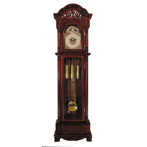 Acme Furniture Plainville Traditional Grandfather Clock