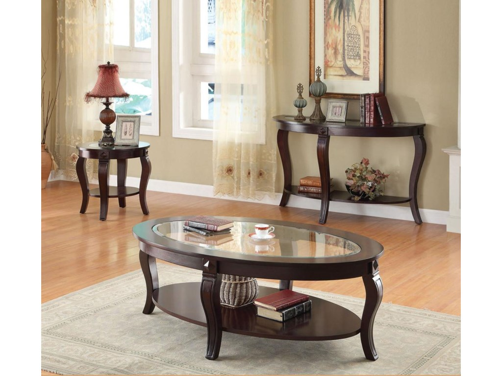 Shown with End Table and Coffee Table