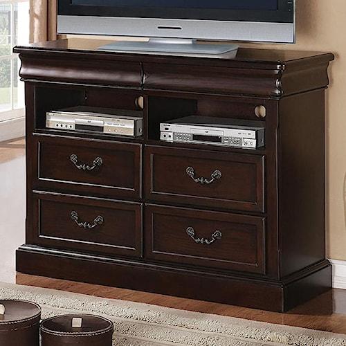 Acme Furniture Roman Empire TV Console Media Chest