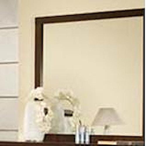 Acme Furniture Tyler Square Mirror