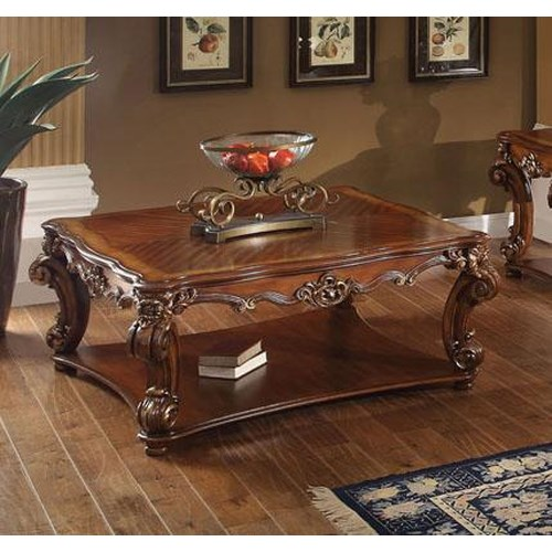 Acme Furniture Vendome Square Coffee Table
