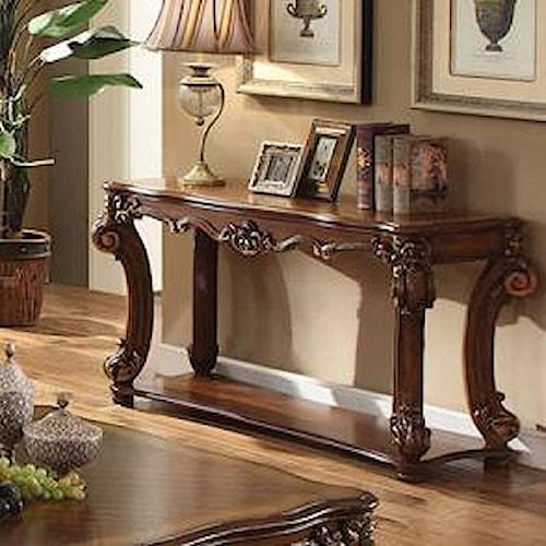 Acme Furniture Vendome Sofa Table