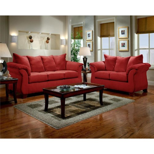 Affordable Furniture 6700 6700 Group