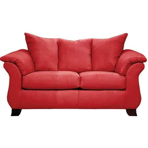 Affordable Furniture Sensations Loveseat