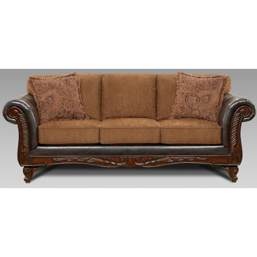 Affordable Furniture Wink Stationary Sofa Colder 39 S Furniture And Appliance Sofa