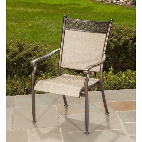 Morris Home Furnishings Sabana Outdoor Side Chair