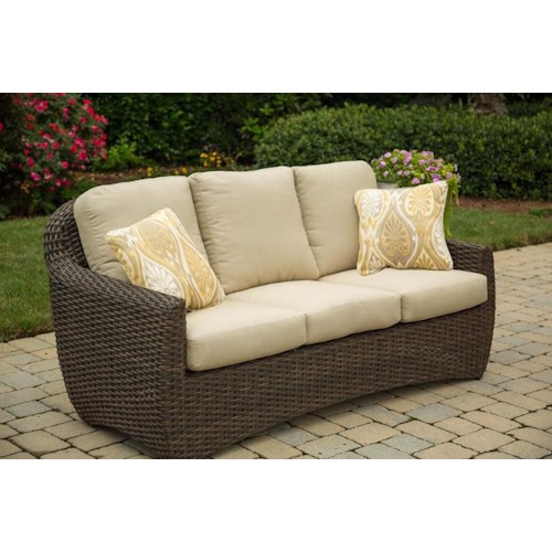Morris Home Furnishings Tahiti Outdoor Sofa