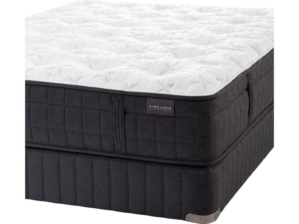 Corner Shot of Actual Mattress; Image Shown May Not Represent Size Indicated