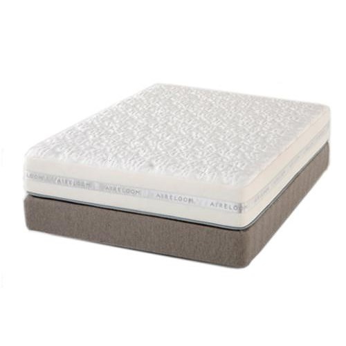 Aireloom Bedding Aspire  Queen Hybrid Medium Firm Mattress and Foundation