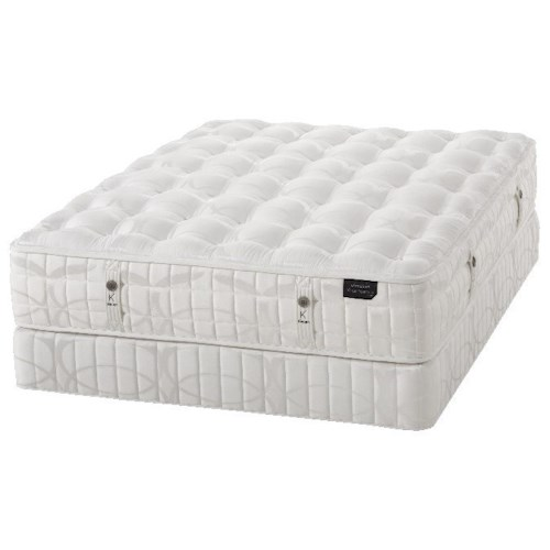 Aireloom Bedding King Karpen Plush 13.5