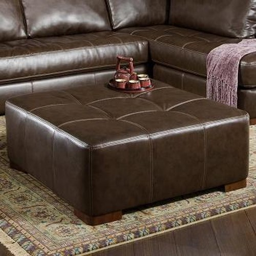 Albany 275 Square Cocktail Ottoman
