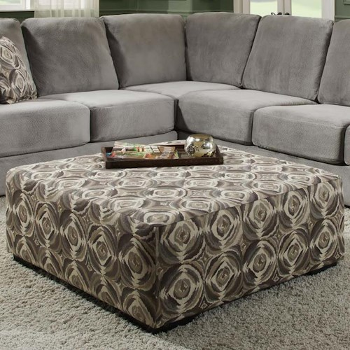 Albany 977 Transitional Ottoman