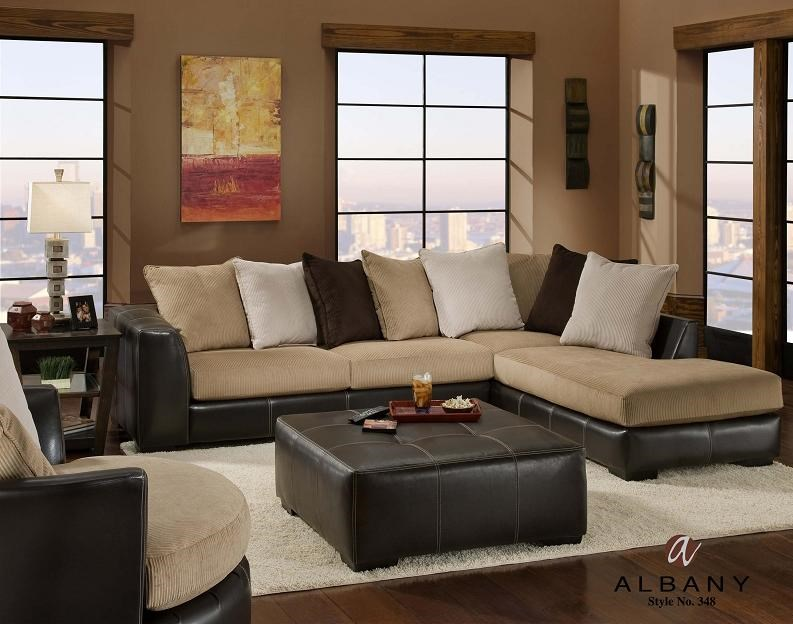 Shown with Sectional