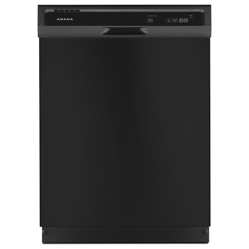 Amana Built-In Dishwashers Amana® Dishwasher with Triple Filter Wash System