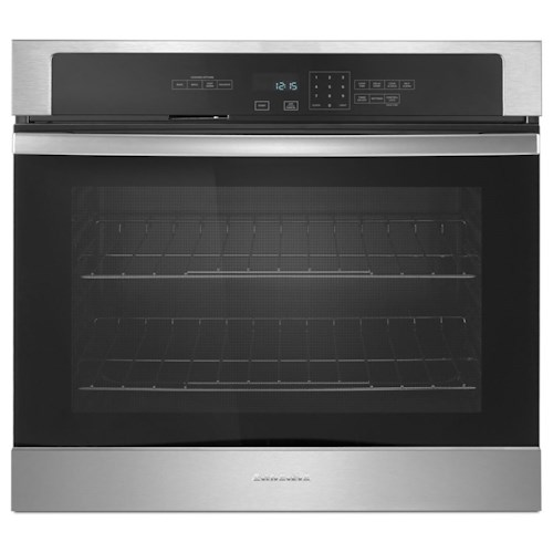 Amana Electric Wall Ovens - Amana 27-inch Amana® Wall Oven with 4.3 cu. ft. Capacity