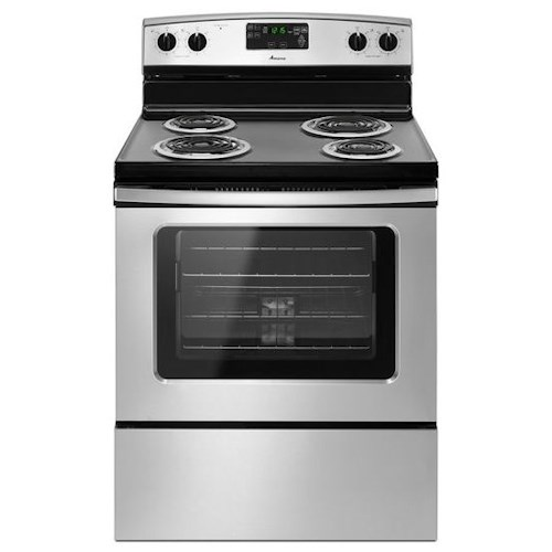 Amana Electric Range 30-inch Electric Range with Self Clean