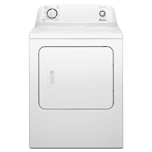 Amana Gas Dryers 6.5 cu. ft. Top-Load Gas Dryer with Automatic Dryness Control