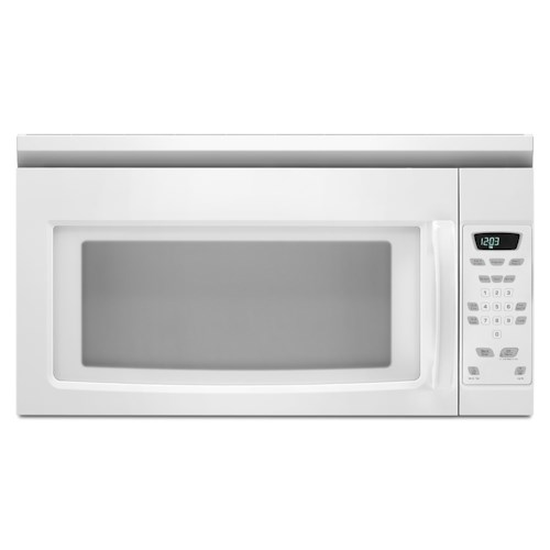 Amana Microwaves 1.5 Cu. Ft. Over-the-Range Microwave with Touchmatic® Control System