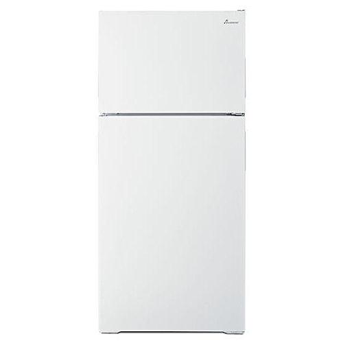 Amana Top Mount Refrigerators 14 cu. ft. Top-Freezer Refrigerator with Flexible Storage Options