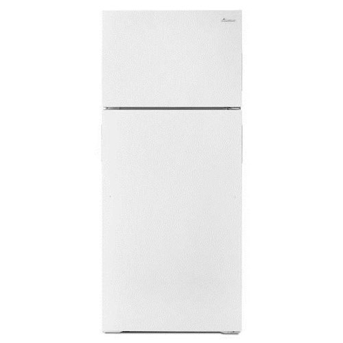 Amana Top Mount Refrigerators 16 cu. ft. Top-Freezer Refrigerator with More Storage Capacity