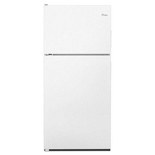 Amana Top Mount Refrigerators 30-inch Wide Top-Freezer Refrigerator with Glass Shelves  - 18 cu. ft.