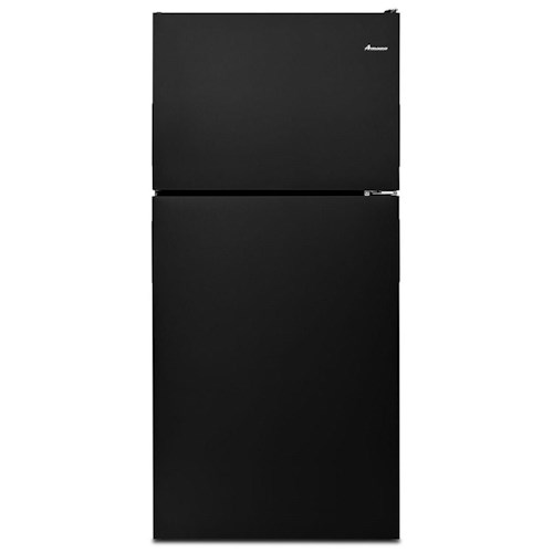 Amana Top Mount Refrigerators 30-inch Wide Top-Freezer Refrigerator with Gallon Door Storage Bins - 18 cu. ft.