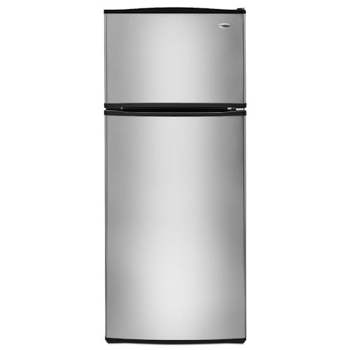 Amana Top Mount Refrigerators 17.6 Cu. Ft. Top-Freezer Refrigerator with Up-Front Temperature Control System