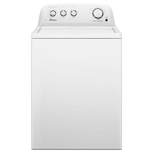 Amana Top-Load Washer 3.6 cu. ft. High-Efficiency Top-Load Washer with Stainless Steel Tub