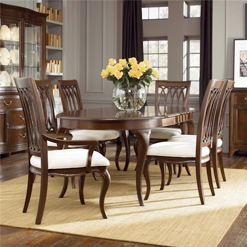 American Drew Cherry Grove 7Pc Dining Room