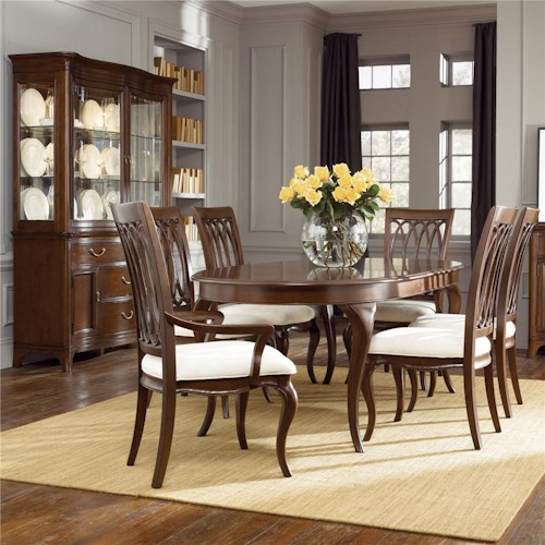 American Drew Cherry Grove 9Pc Dining Room