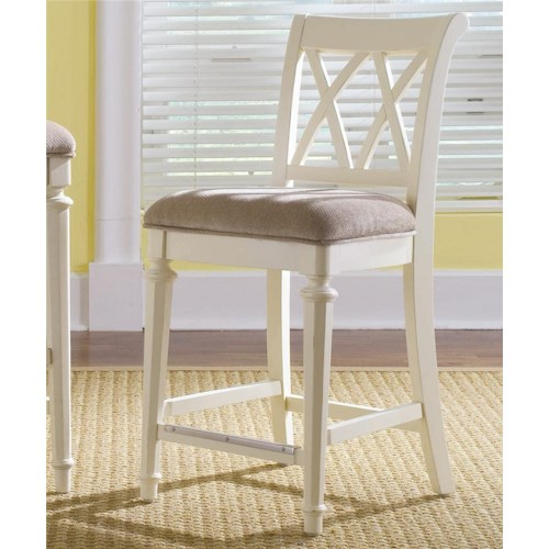 American Drew Camden - Light Bar Stool Counter Height