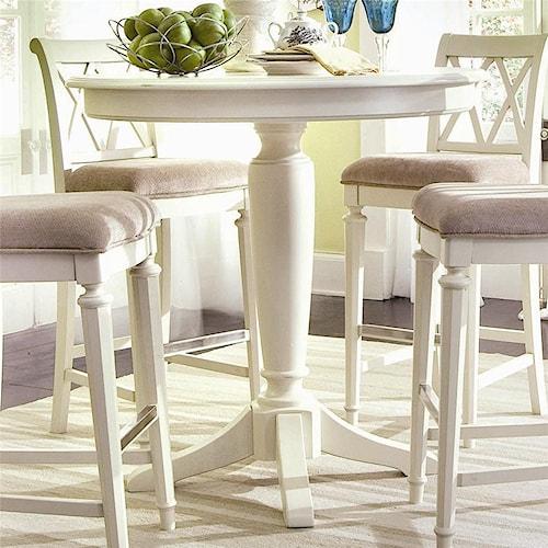 American Drew Camden - Light Bar Height Gathering Table
