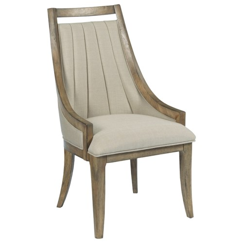 American Drew EVOKE  Upholstered Dining Chair