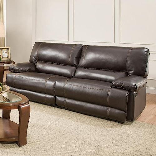 Vendor 610 AF8500 Reclining Sofa