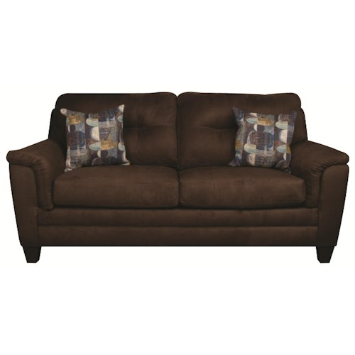 Morris Home Furnishings Edgar Stationary Sofa