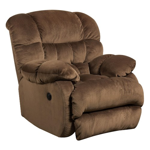 Vendor 610 Recliners  Casual Rocker Recliner for Living Rooms