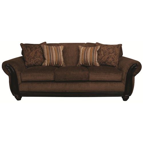 Morris Home Furnishings Samson Sofa