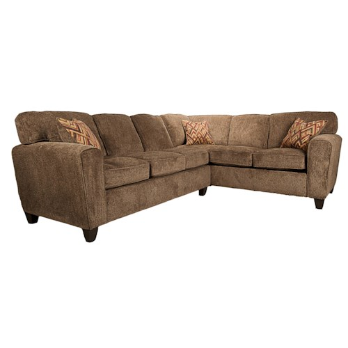 Morris Home Furnishings Wilson - 2-Piece Sectional