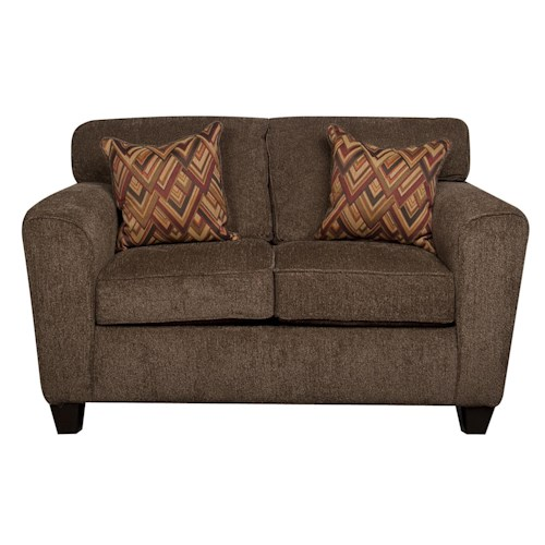 Morris Home Furnishings Wilson - Loveseat