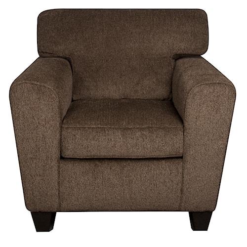 Morris Home Furnishings Wilson - Chair